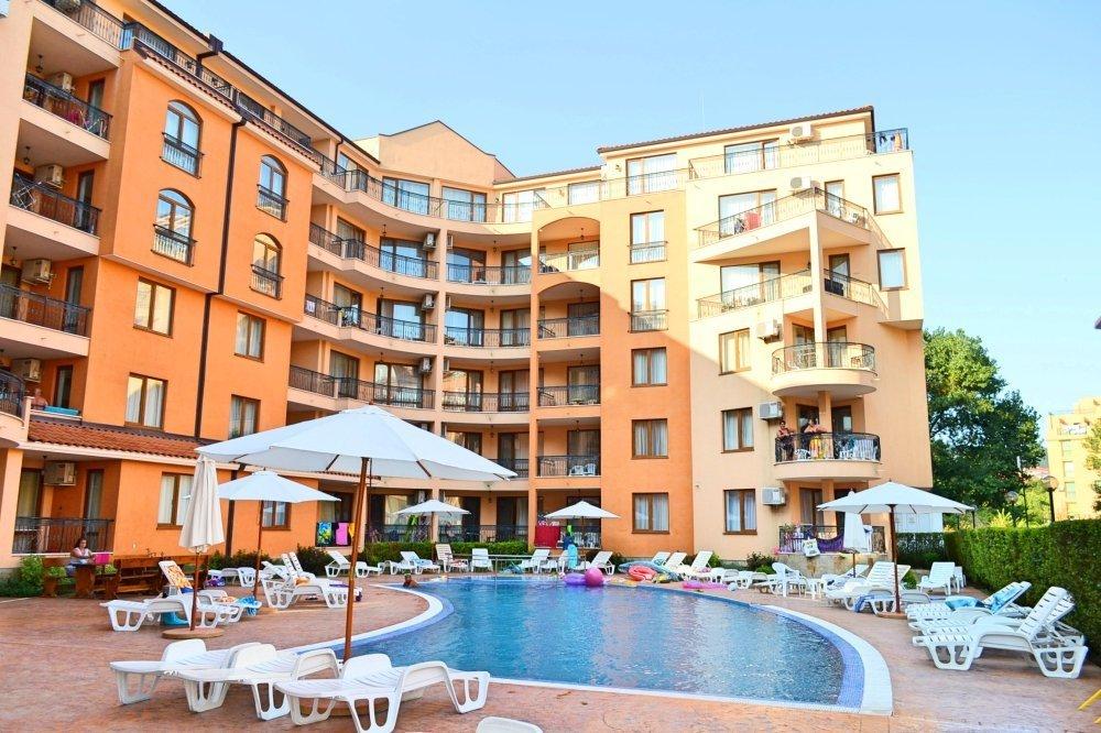 Apartments in Efir complex Sunny Beach