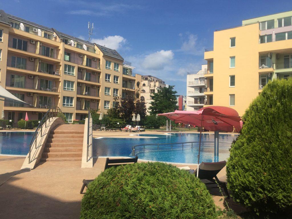 Property for sale in Pollo Resort complex